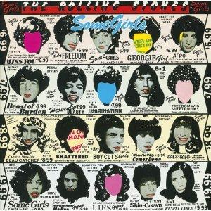 rolling stones - some girls limited collector's edition CD 1994 virgin used mint