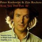 kom van dat dak af - peter koelewijn & zijn rockets CD 1998 polymedia polygram rotation new