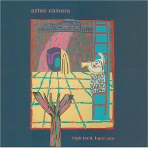 aztec camera - high land hard rain CD 1983 sire reprise rough trade used mint
