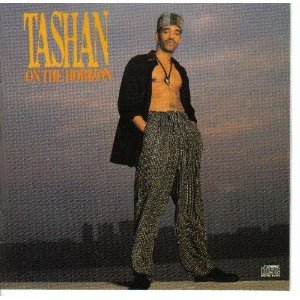 tashan - on the horizon CD 1989 CBS used mint