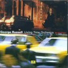george russell - living time orchestra CD 1996 label bleu used mint