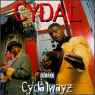 cydal - cydalwayz CD 1998 lightyear 16 tracks used mint