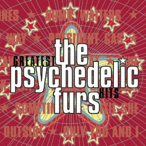 psychedelic furs - greatest hits CD 2001 sony 17 tracks used mint