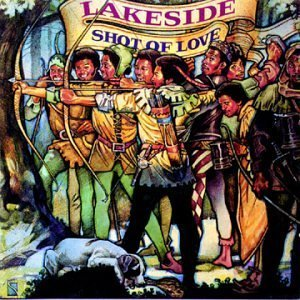 lakeside - shot of love CD 1978 solar 1997 right stuff new factory sealed