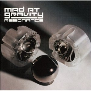 mad at gravity - resonance CD 2002 artist direct BMG used mint