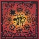 wayne naus - heart & fire - chase the fire CD 2005 nausome used mint