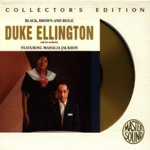 duke ellington feat. mahalia jackson - black brown and beige GOLD CD SBM columbia legacy used mint