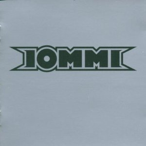 iommi - iommi CD 2000 priority used mint