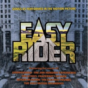 easy rider - songs as performed in the motion picture CD 1969 1976 MCA made in UK used mint