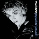 madonna - papa don't preach GOLD CD video 1986 sire UK 3 tracks + video used