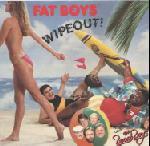 fat boys with beach boys - wipeout! CDV 1987 1988 polygram used mint