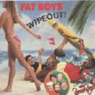 fat boys with beach boys - wipeout! CDV 1987 1988 polygram used mint