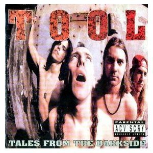 tool - tales from the darkside CD 1994 kiss the stone KTS 8 tracks used mint