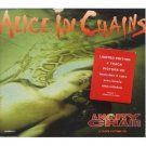 alice in chains - angry chair CD single 1993 sony columbia 4 tracks used