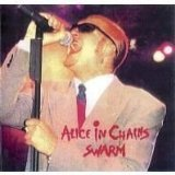 alice in chains - swarm recorded at castle hall japan 1994 CD alley kat 17 tracks used mint
