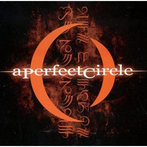 a perfect circle CD 2-disc limited edition box import 2000 virgin used mint