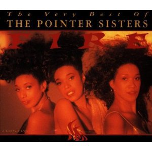 very best of pointer sisters CD 2-disc box 1996 RCA used mint