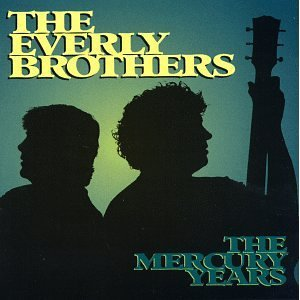 everly brothers - mercury years CD 1993 polygram 18 tracks used mint