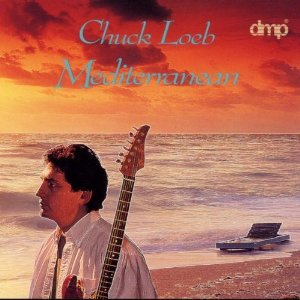 chuck loeb - mediterranean CD 1993 digital music products new