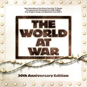 world at war - 30th anniversary edition CD 2003 silva screen used mint