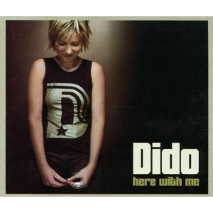 dido - here with me CD single 2001 bmg arista 4 tracks used mint