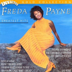 freda payne - greatest hits CD 1990 HDH used mint