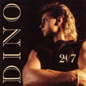 dino - 24/7 CD 1989 4th & B'way island 10 tracks used near mint