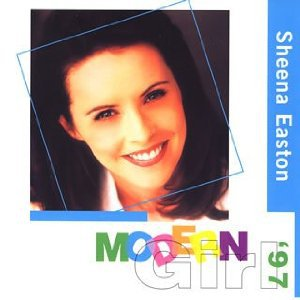 sheena easton - modern girl '97 CD 1996 skyjay MCA victor japan 3 tracks used mint