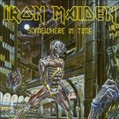 iron maiden - somewhere in time CD 2-discs 1986 1995 castle used mint