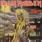 iron maiden - killers CD 1981 1988 capitol used mint