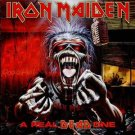 iron maiden - a real dead one CD 1993 capitol BMG Direct 12 tracks used near mint