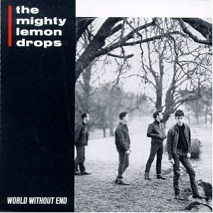 mighty lemon drops - world without end CD 1988 sire reprise warner used mint