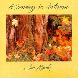 jon mark - a sunday in autumn CD 1994 white cloud new zealand used mint