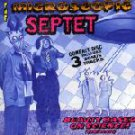 microscopic septet - beauty based on science CD 1988 stash 12 tracks used mint