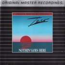 zero - nothin' goes here CD 1990 Mobile fidelity sound lab used mint