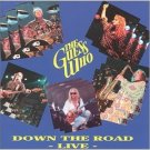 guess who - down the road live CD 1999 diamond ditty records canada 14 tracks used autographed