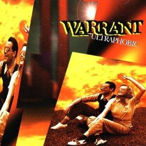 warrant - ultraphobic CD 1995 CMC international used mint