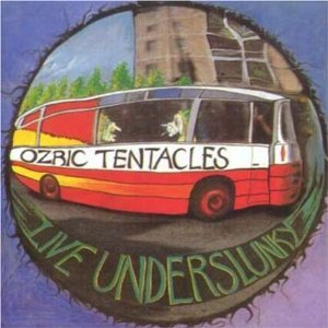 ozric tentacles - live underslunky CD 1992 dovetail used mint