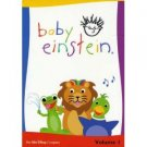 Baby Einstein Volume 1 - Bach Newton Einstein Shakespeare DVD 4-disc set 2002 used mint