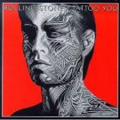 rolling stones - tattoo you CD 1994 virgin collector's edition used