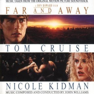 far and away - original motion picture soundtrack CD 1992 MCA 19 tracks used mint