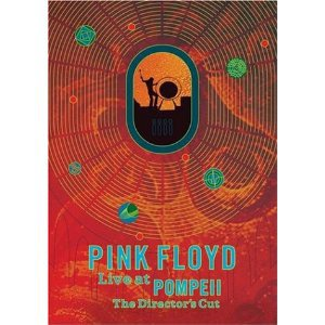 pink floyd live at pompeii the director's cut DVD 2003 hip-o used mint