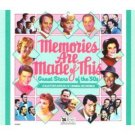 memories are made of this - great stars of the '50s CD 4-disc box 1990 readers digest used mint