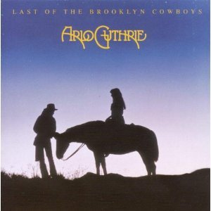 arlo guthrie - last of the brooklyn cowboys CD 1973 warner rising son RSR2124 used