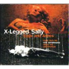 x-legged sally - eggs and ashes CD 1994 sub rosa used mint