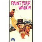 paint your wagon - clint eastwood VHS 1969 1988 paramount new factory sealed