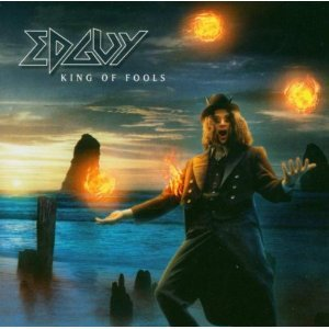 edguy - king of fools CD 2004 nuclear used mint