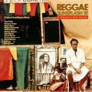 reggae sunsplash '81 - a tribute to bob marley CD 1992 elektra used mint