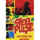 steel pulse - live from the archives DVD respect 10 tracks made in england used mint