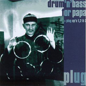 plug - drum 'n' bass for papa + plug ep's 1, 2 & 3 CD 2-discs 1997 nothing interscope
